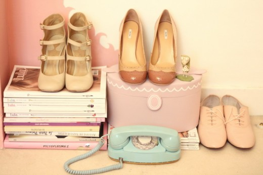 Shoes :  repetto