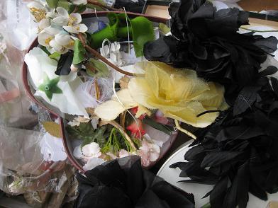 puces de vanves fleurs