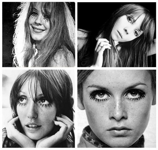 sixties-makeup