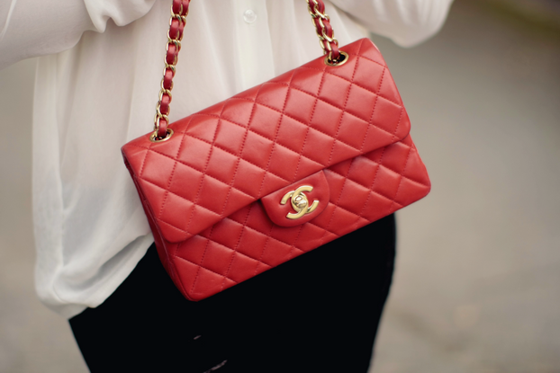 chanel-classic-red