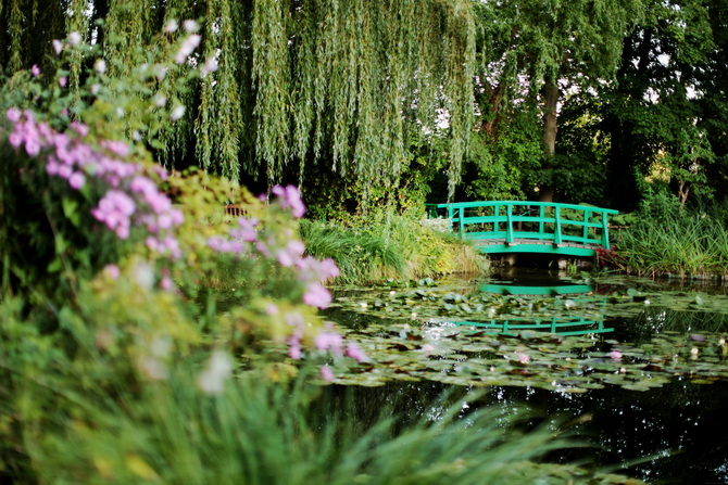 Giverny jardins de monnet landscape and architecture pinterest wanderlust france and for Monet s garden france
