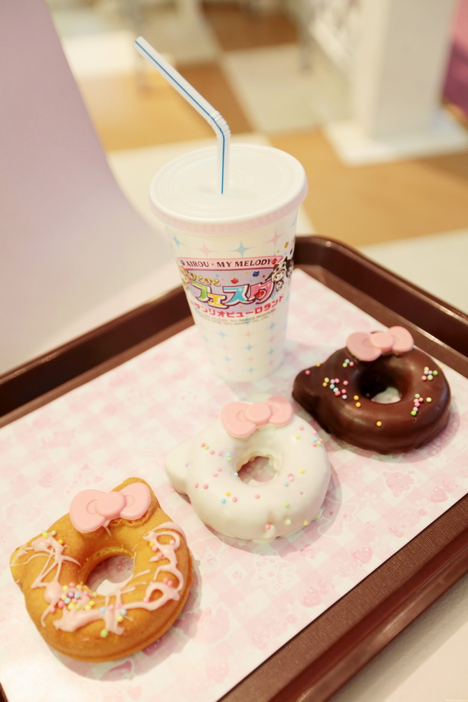 The Cherry Blossom Girlsanrio Puroland Tokyo