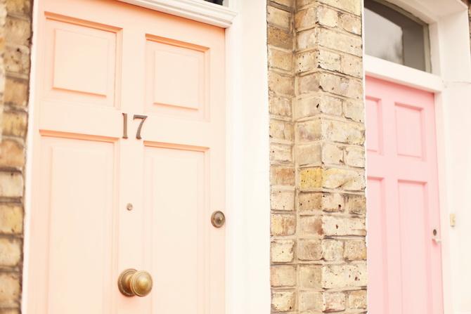 Pink Doors 11