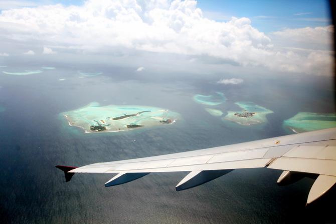 The Cherry Blossom Girl - Maldives 26