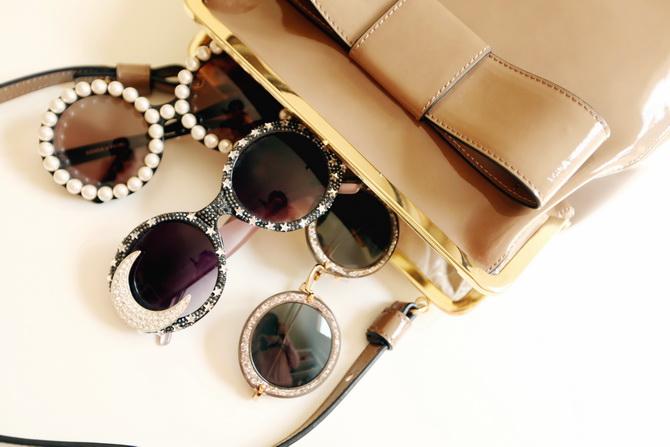 Orla Kiely bag - Sonia Rykiel, A Morir, miu miu sunglasses