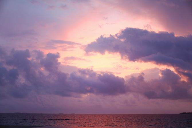 The Cherry Blossom Girl - Maldives 56
