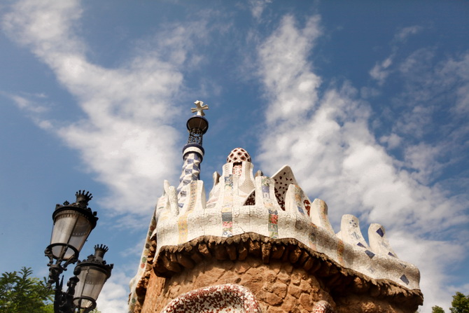 Parc Guell 01
