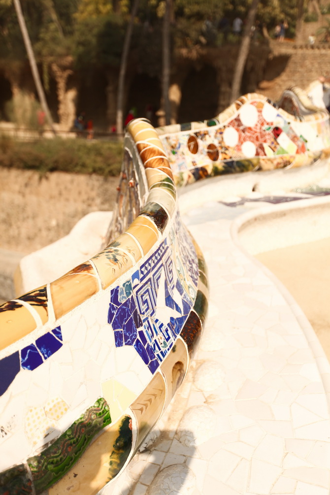 Parc Guell 14