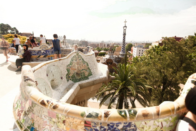 Parc Guell 15