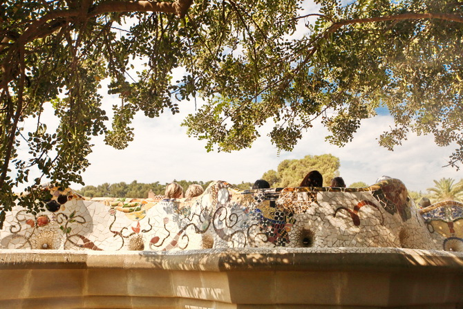 Parc Guell 16