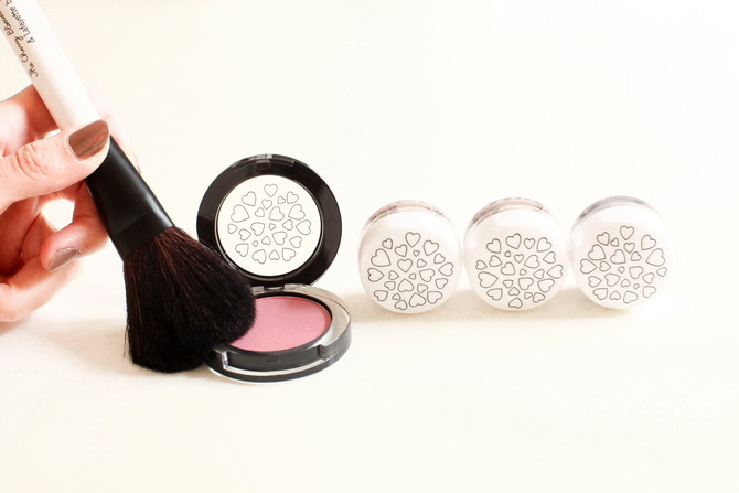 The Cherry Blossom Girl x Galeries Lafayette - Doll makeup 22
