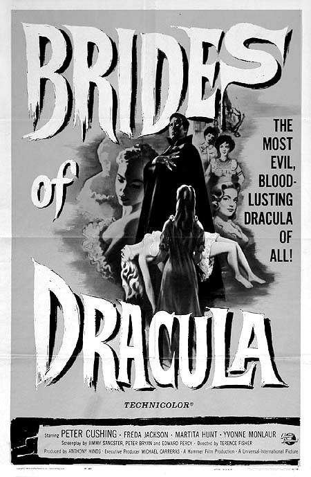 Brides of Dracula....1960