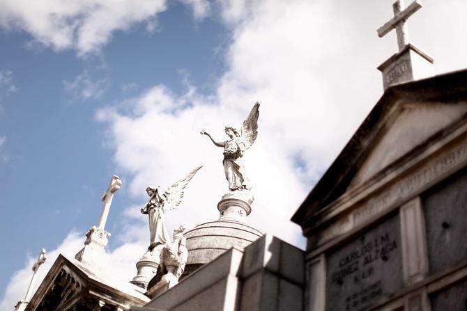 Cementerio de la Recoleta 12