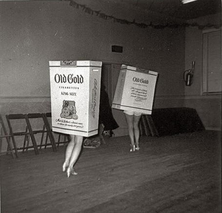 Cigarettes halloween costume