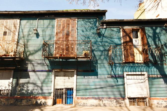 La Boca - Buenos Aires 10