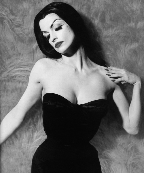 Lisa Marie Smith as Vampira