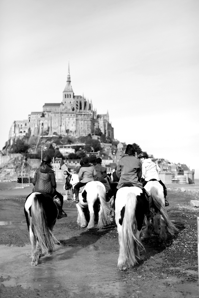 Mont St Michel - The Cherry Blossom Girl 16
