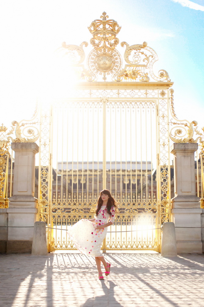 Versailles - The Cherry Blossom Girl 01