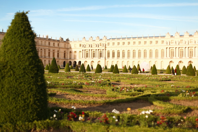 Versailles - The Cherry Blossom Girl 16