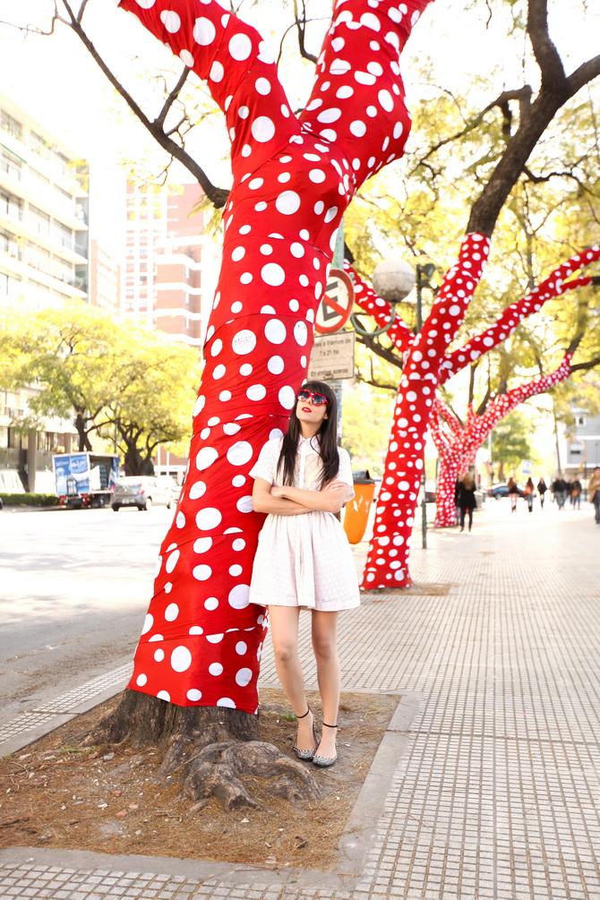 Yayoi Kusama - Buenos Aires 01