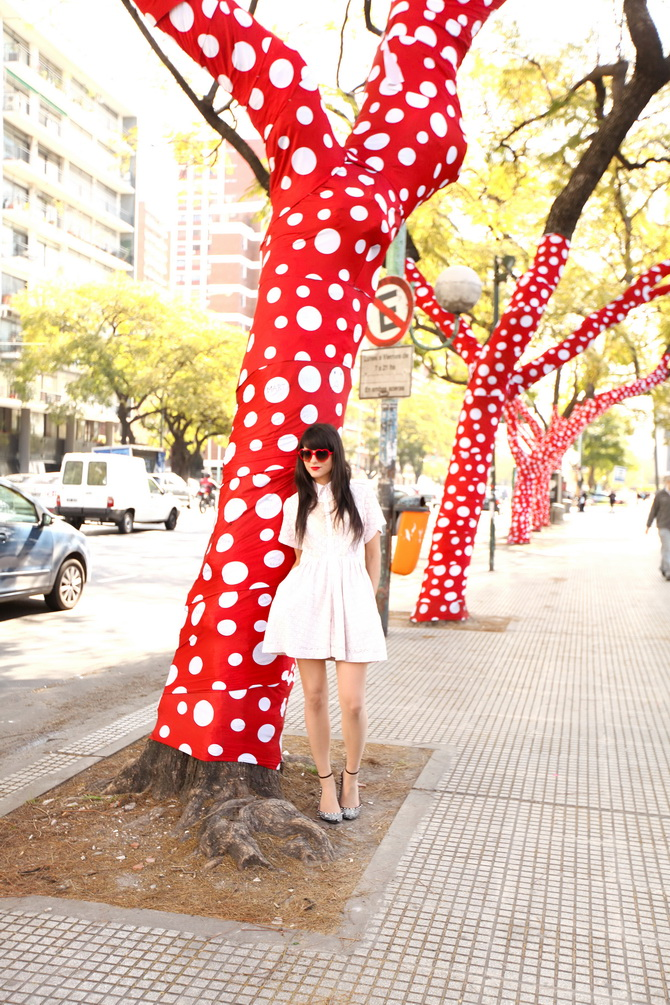 Yayoi Kusama - Buenos Aires 02