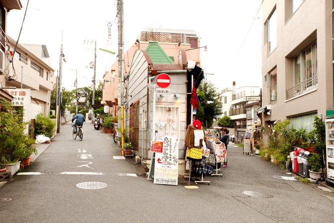 The Cherry Blossom Girl - Shimokitazawa 06