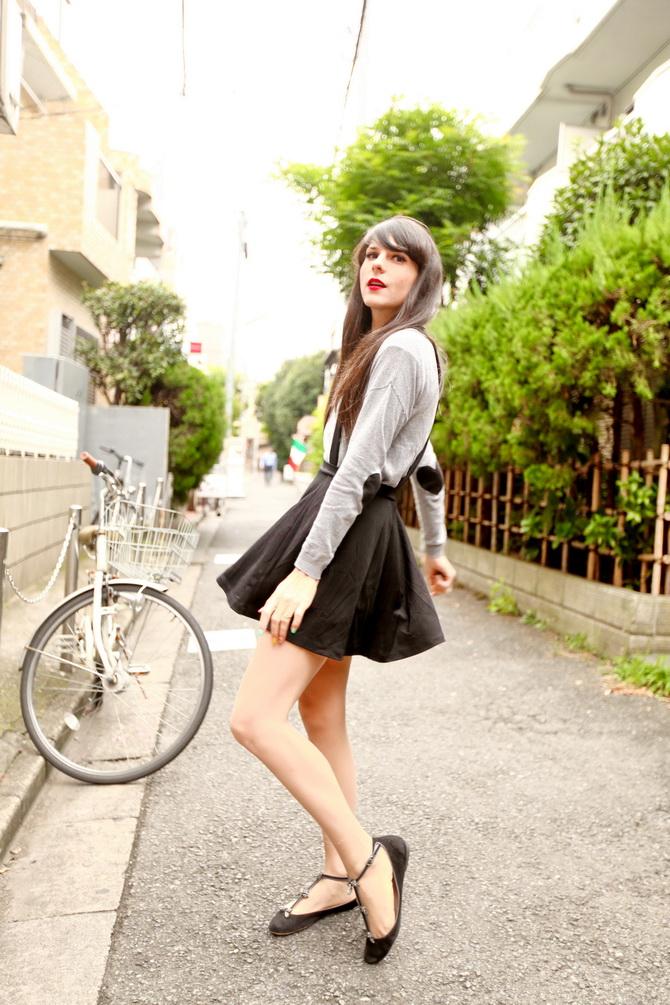 The Cherry Blossom Girl - Shimokitazawa 14