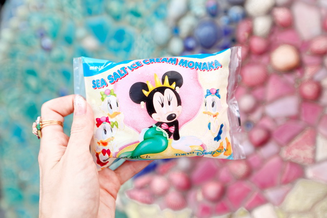 The Cherry Blossom Girl - Tokyo Disney Sea 10
