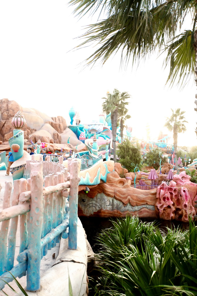 The Cherry Blossom Girl - Tokyo Disney Sea 31