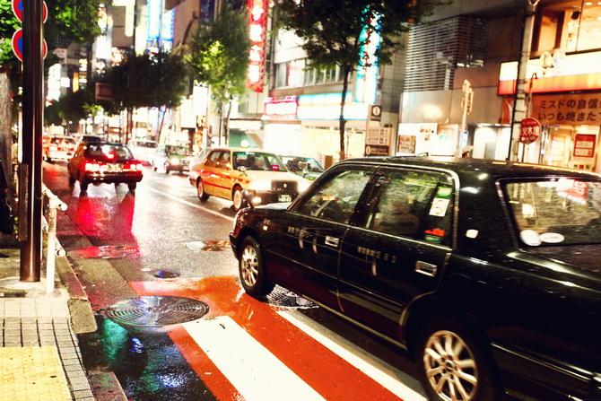 Shinjuku - The Cherry Blossom Girl 02