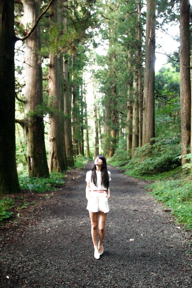 The Cherry Blossom Girl - Hakone 16