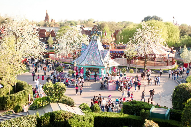 The Cherry Blossom Girl - Disneyland Paris Swing Into Spring 39