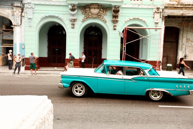The Cherry Blossom Girl - Saludos desde La Habana 01