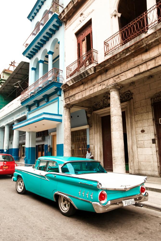 The Cherry Blossom Girl - Saludos desde La Habana 02