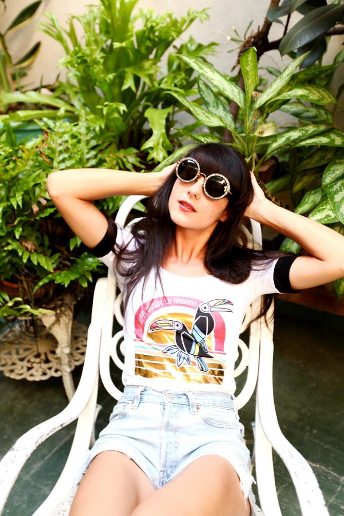 The Cherry Blossom Girl - Saludos desde La Habana 07