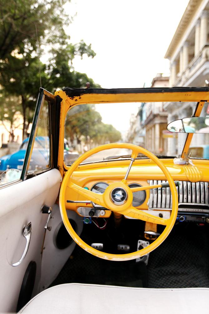 The Cherry Blossom Girl - Saludos desde La Habana 24