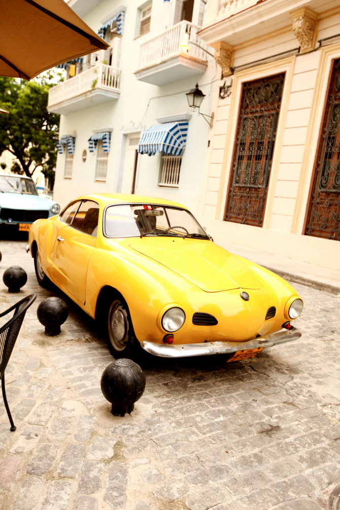 The Cherry Blossom Girl - Saludos desde La Habana 25