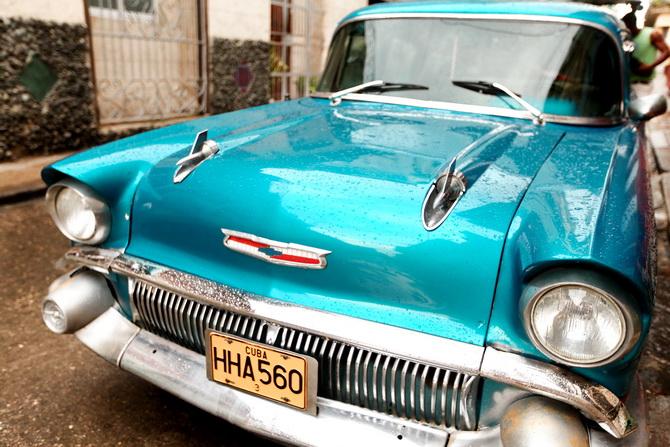 The Cherry Blossom Girl - Saludos desde La Habana 29