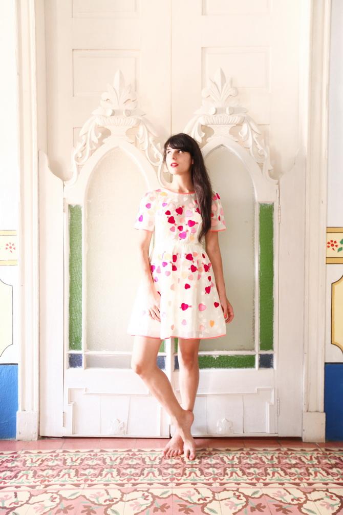The Cherry Blossom Girl - Blue Trinidad 27