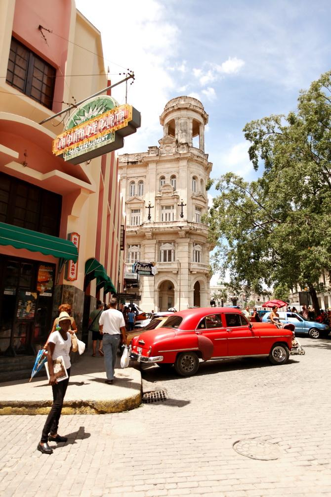 The Cherry Blossom Girl - Havana Cuba 03