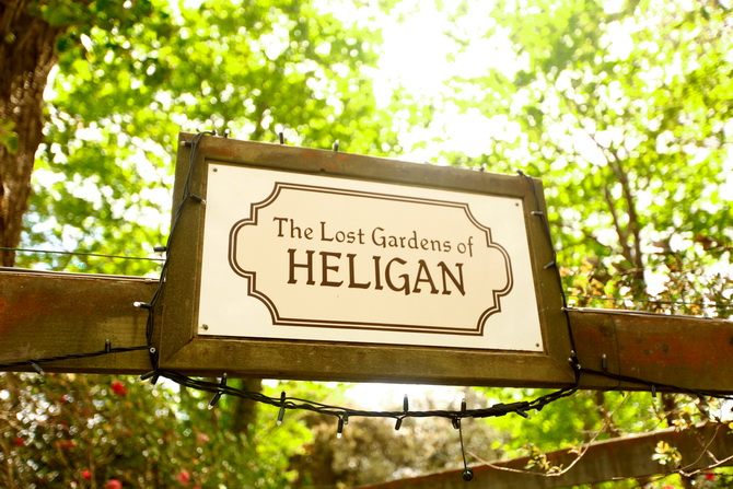 The Cherry Blossom Girl - The Lost Gardens of Heligan 23