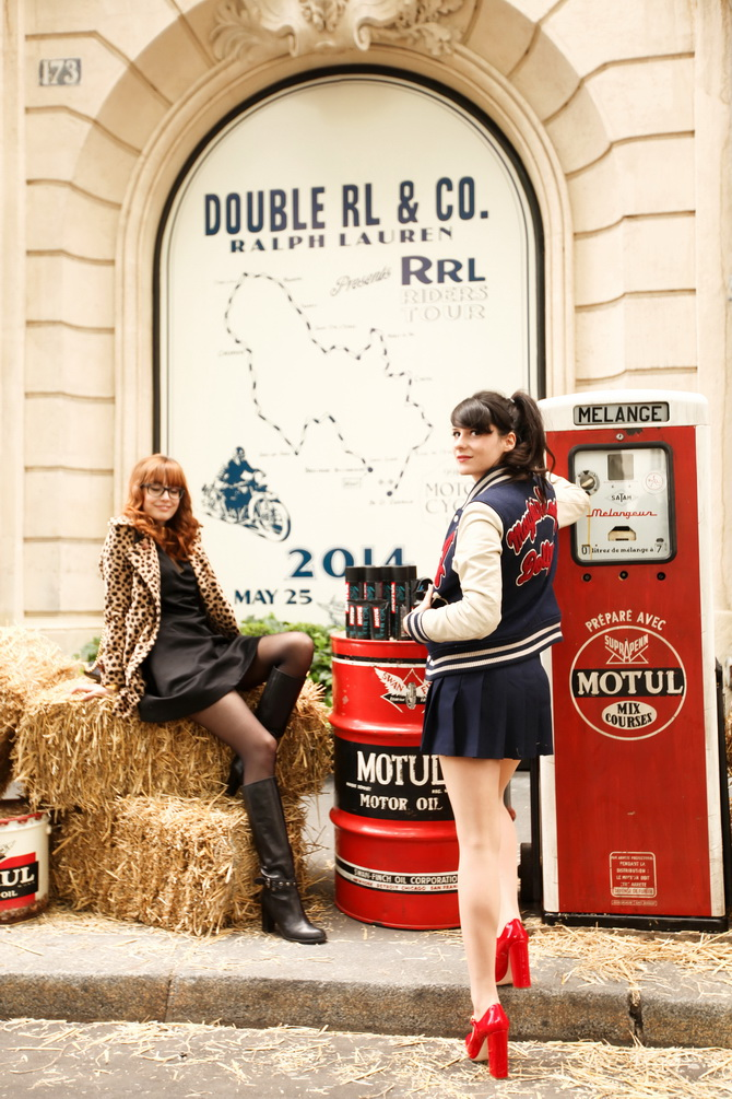 The Cherry Blossom Girl - RRL Riders Tour 07