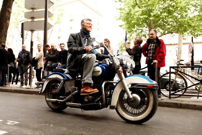 The Cherry Blossom Girl - RRL Riders Tour 12