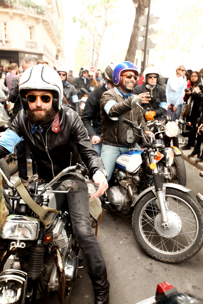 The Cherry Blossom Girl - RRL Riders Tour 15