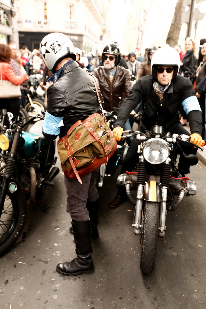 The Cherry Blossom Girl - RRL Riders Tour 16