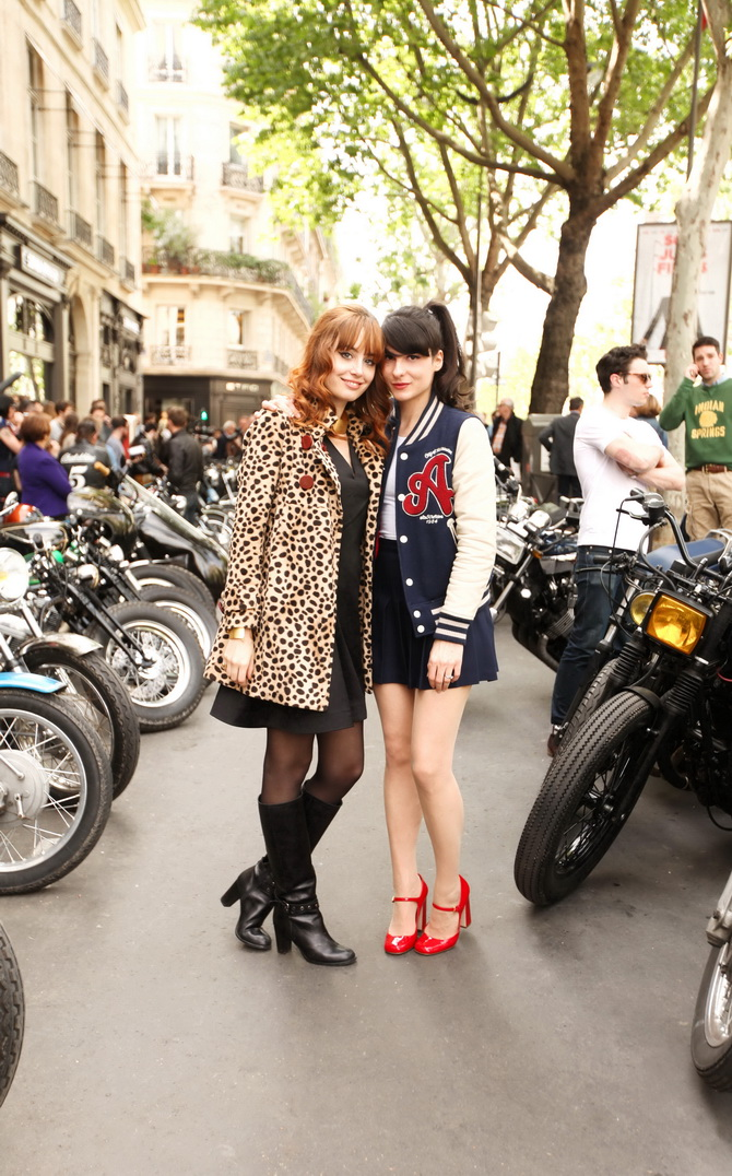 The Cherry Blossom Girl - RRL Riders Tour 26