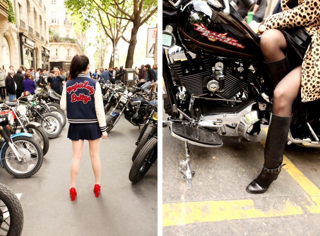 The Cherry Blossom Girl - RRL Riders Tour 39