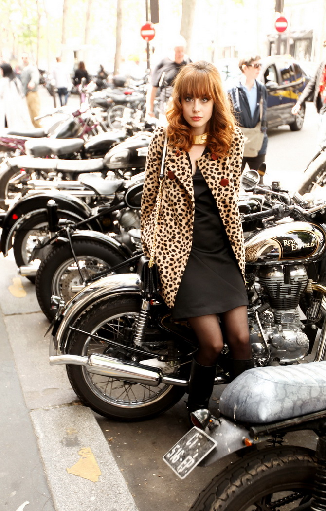 The Cherry Blossom Girl - RRL Riders Tour 41