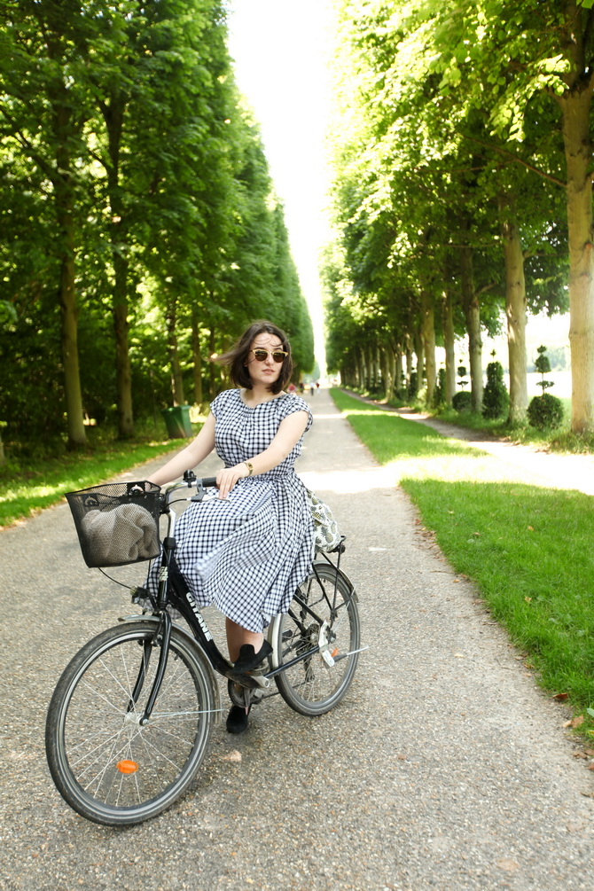 The Cherry Blossom Girl - Summer in Versailles 09