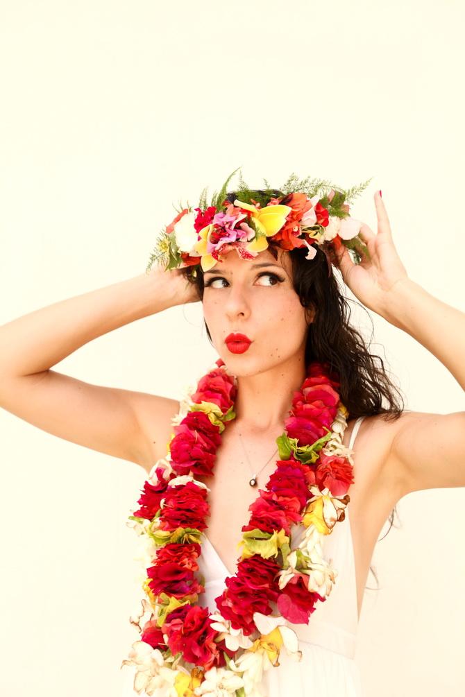 The Cherry Blossom Girl - Somewhere over the rainbow Tahiti 27